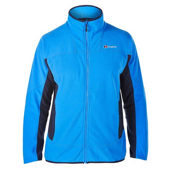 Berghaus Prism Micro II Fleece Jacket - Blue/Dark Blue