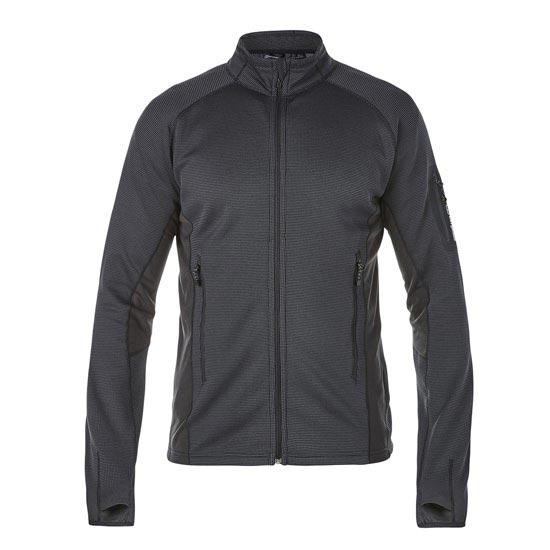 Berghaus Pravitale Hybrid Jacket - Dark Grey /Black