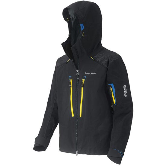 Trangoworld Trx2 Shell Jacket - Negro/Negro