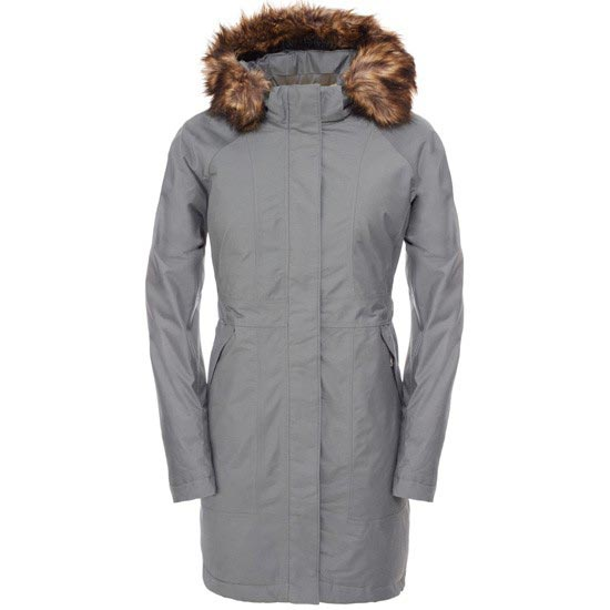 The North Face Arctic Parka W - Sedona Sage Grey