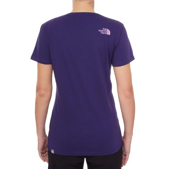 The North Face S/S Easy Tee W - Photo of detail