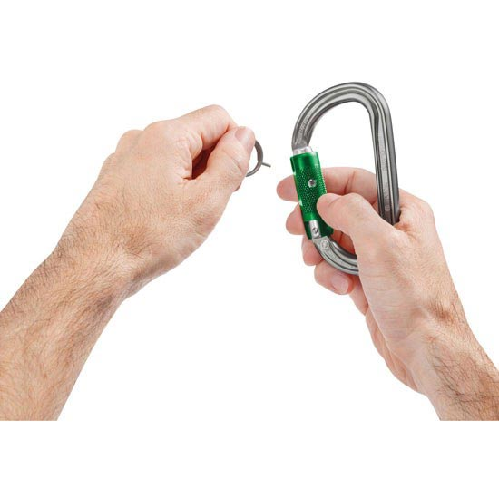 Petzl Am'D Pin-Lock (Pack 10) - Foto de detalle