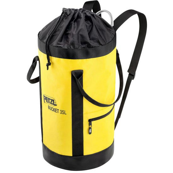 Petzl Bucket 35L Amarillo - Amarillo