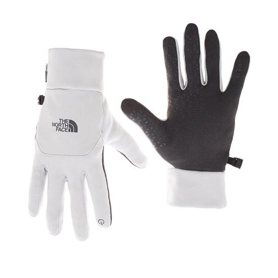 The North Face Etip Glove - High Rise Grey