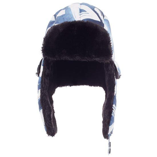 The North Face Heli Hoser Hat - Cosmic Blue Shaka Print
