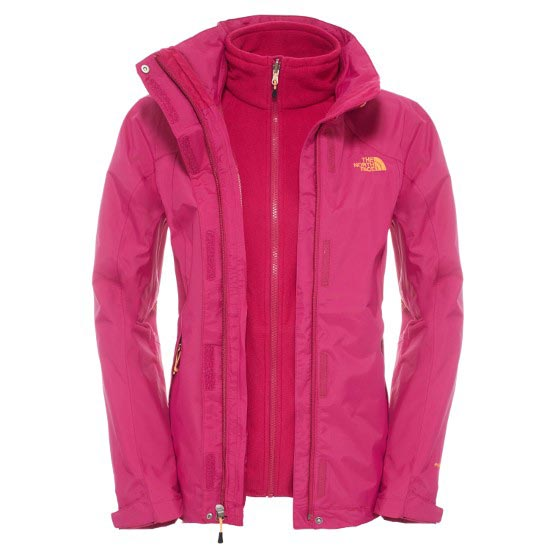 The North Face Evolution II Triclimate Jacket W - Dramatic Plum