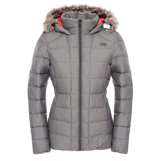 parkas north face de pluma