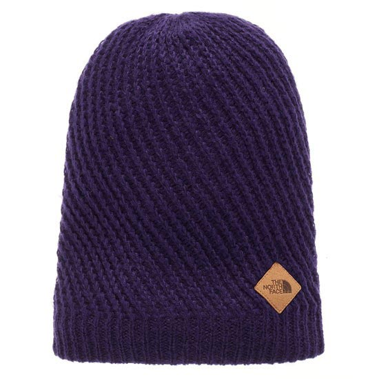 The North Face Hudson Beanie - Garmet Purple/Gravity Purple
