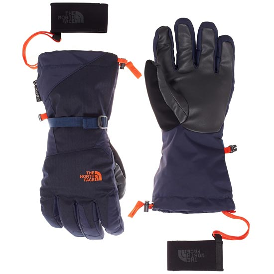 The North Face Montana Etip Glove - Cosmic Blue