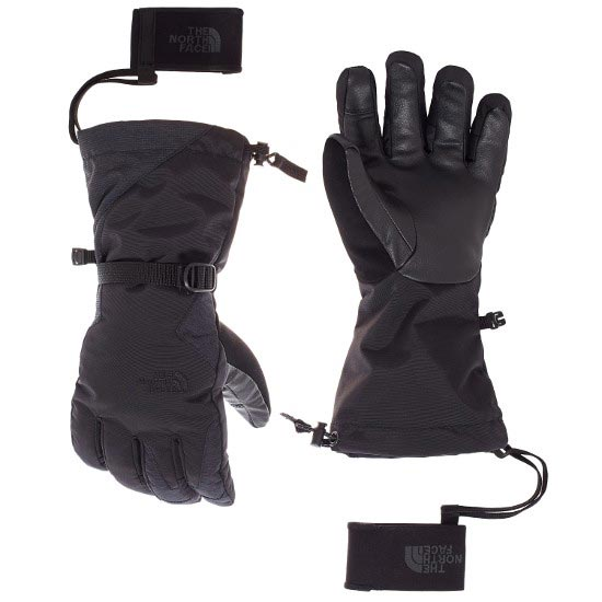 The North Face Montana Etip Glove W - TNF Black