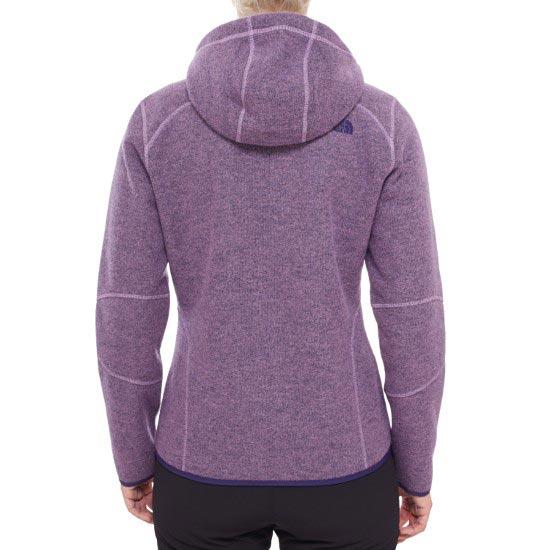 The North Face Zermatt Full Zip Hoodie W - Photo de détail