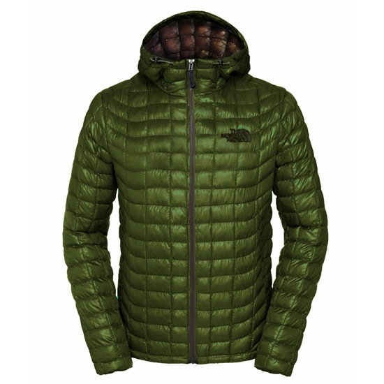 The North Face Thermoball Hoodie - Scallion Green