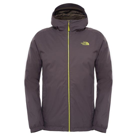 The North Face Quest Insulated Jacket - Black Ink Green