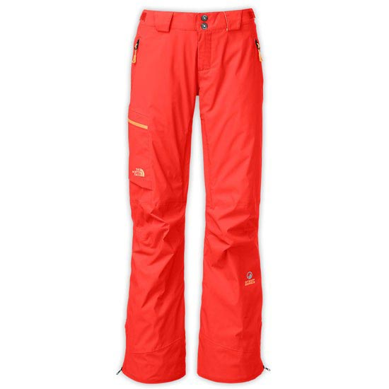The North Face Sickline Insulated Pant W - Radiant Orange