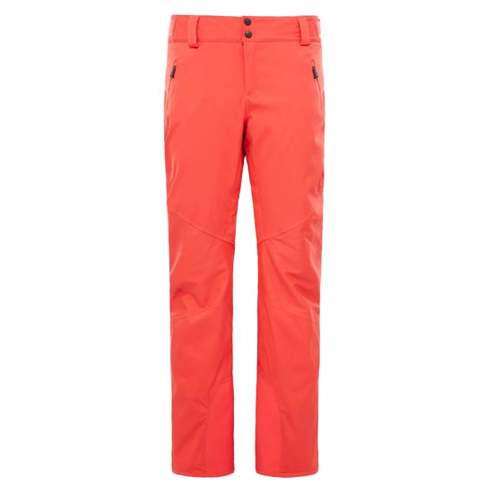 The North Face Ravina Pant W - Melon Red