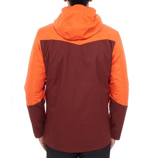 The North Face Solaris Triclimate Jacket - Photo de détail