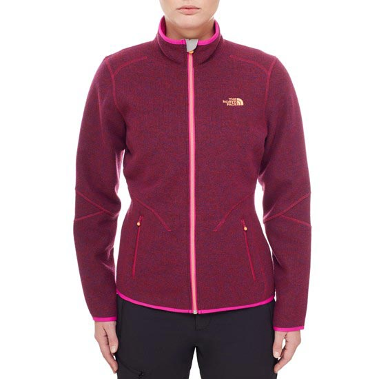 The North Face Zermatt Full Zip W - Photo de détail