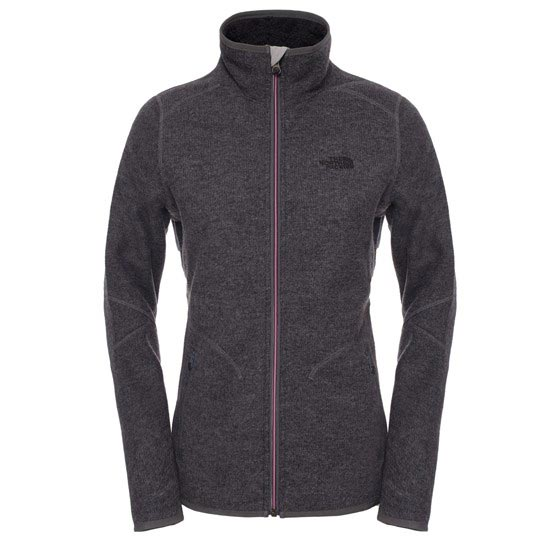 The North Face Zermatt Full Zip W - Vanadis Grey Heather
