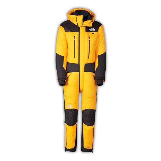 The North Face Himalayan Suit - Summit Gold