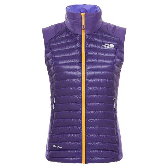 The North Face Verto Prima Vest W - Garnet Purple