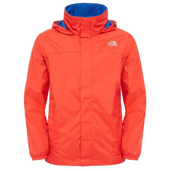 The North Face Resolve Reflective Jacket B - Fiery Red