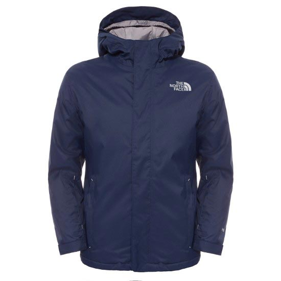 The North Face Snowquest Jacket Young - Cosmic Blue