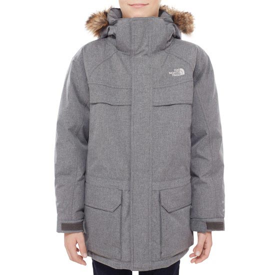 The North Face Boy's McMurdo Down Parka - Photo de détail
