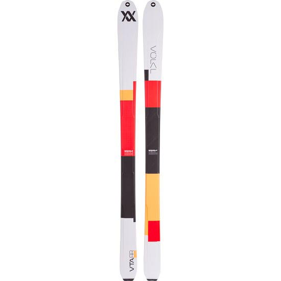 Volkl VTA88 - White/Yelow/Black