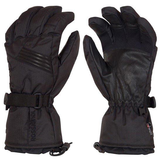 Rossignol Rider Impr Gloves - Noir