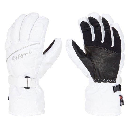 Rossignol Laly Impr Glove - Blanc
