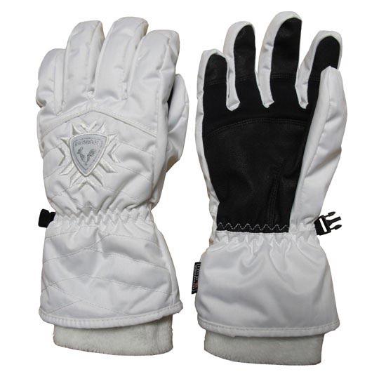 Rossignol 1907 Glory Impr Glove W - Blanc