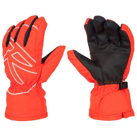 Rossignol Rossi Glove Jr - Blaze Red
