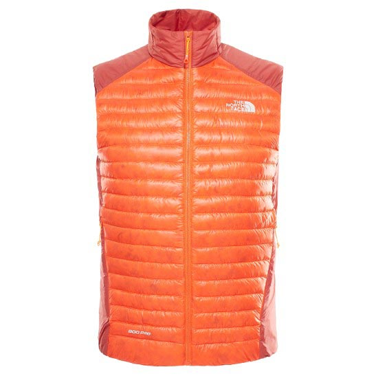 The North Face Verto Prima Vest - Acrylic Orange/Brick House Red