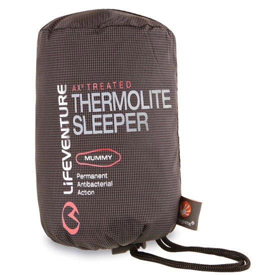 Lifeventure Thermolite Travel Sleper Mummy -