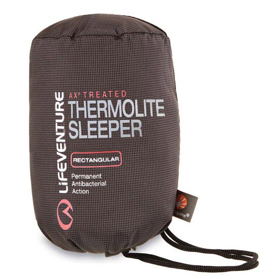 Lifeventure Thermolite Travel Sleeper Rectangular -