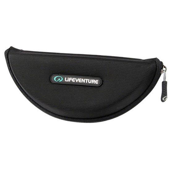 Lifeventure Sunglasses Case Ellipse - Black