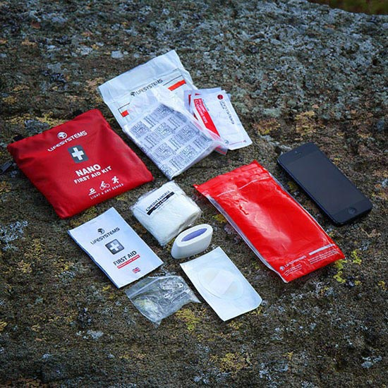 Lifesystems Light & Dry Nano First Aid Kit - Foto de detalle