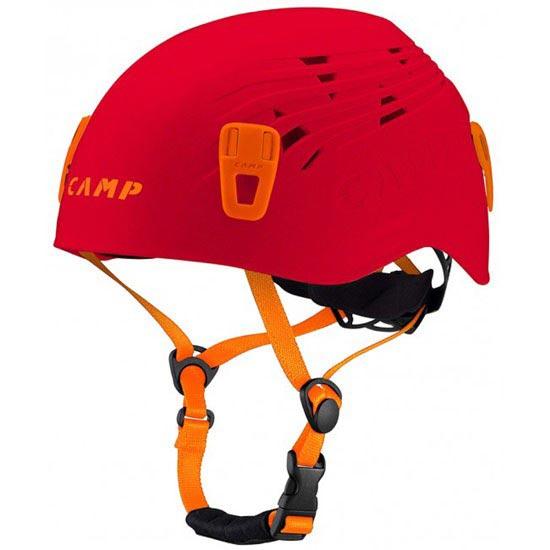 Camp Titan 1 - Red