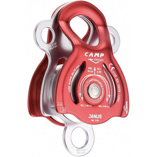 Camp Safety Janus -