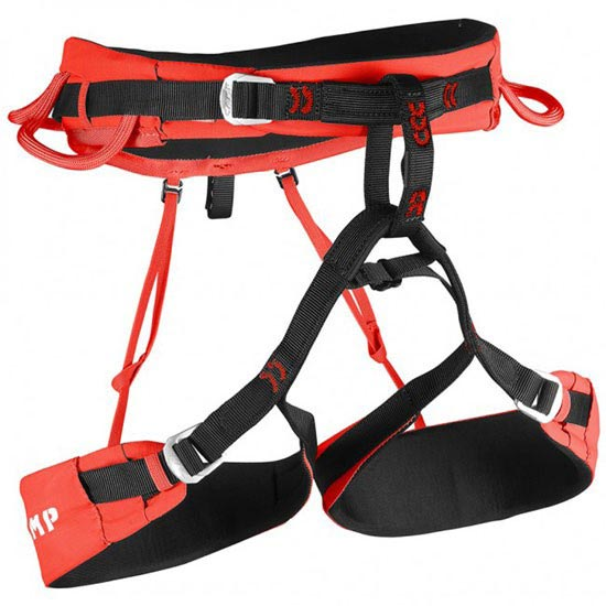 Camp Jasper CR 3 - Red