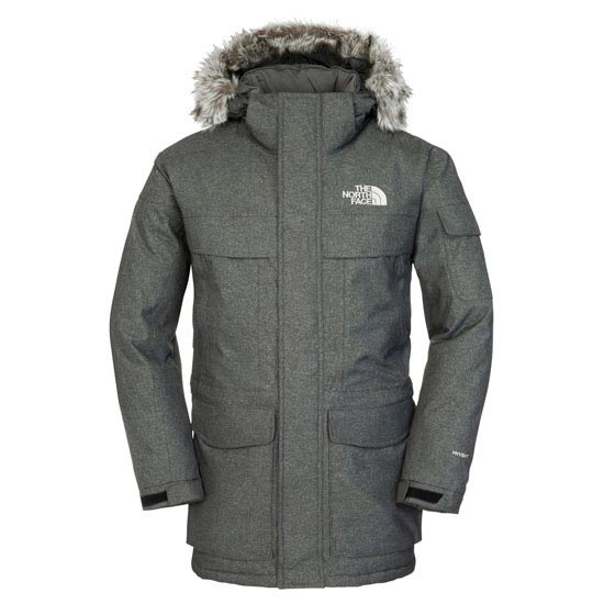 The North Face McMurdo Parka - Graphite Grey Heather