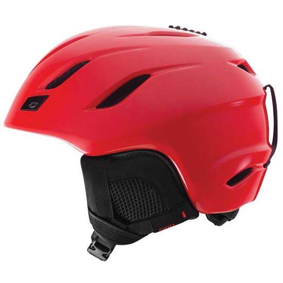 Giro Nine S - Red