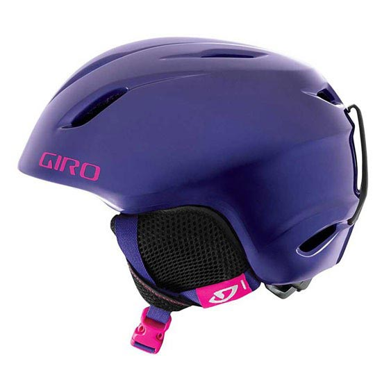 Giro Launch purp Hearts Kids - Purple