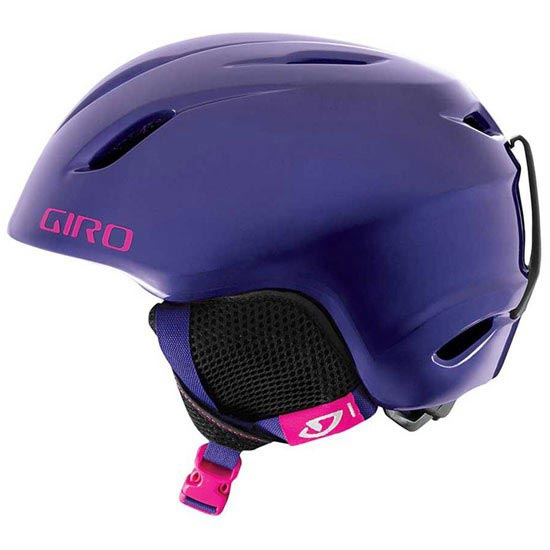 Giro Launch Jr M/L - Purp Hearts
