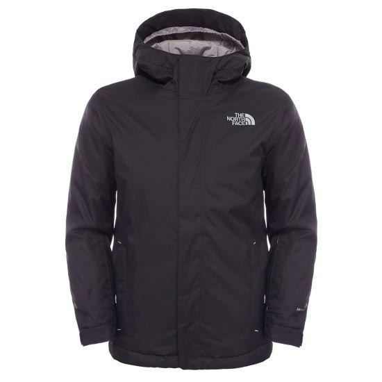The North Face Snowquest Jacket Jr - TNF Black