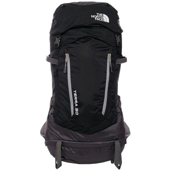 The North Face Terra 50 - TNF Black/Asphalt Grey