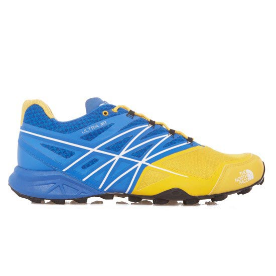 The North Face Ultra Mt - Blue Quartz/Freesia Yellow