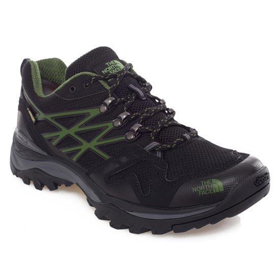 The North Face Hedgehog GTX - TNF Black/Garden Green