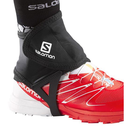 Salomon Trail gaiters Low - Photo of detail