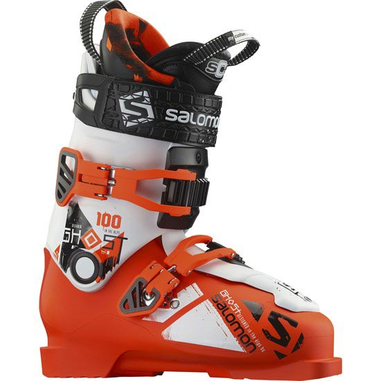 Salomon Ghost FS 100 - Orange/White